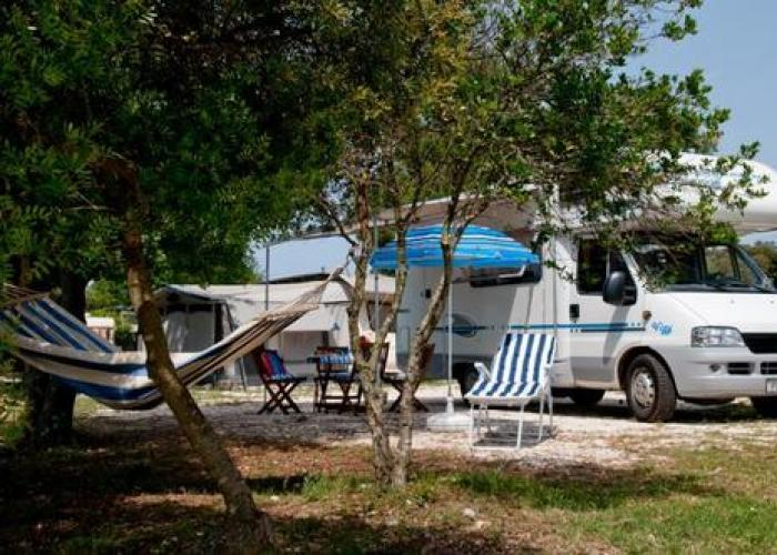 Camping Veštar