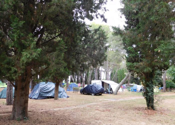 Camping Polari