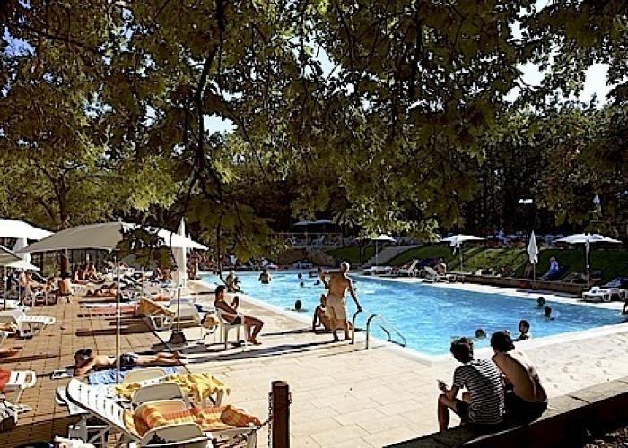 Camping Village Orlando in Chianti