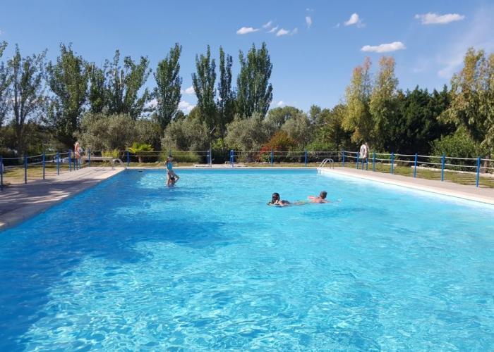 Lake Caspe Camping